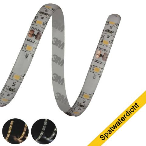 Led strip pro spatwaterdicht IP54