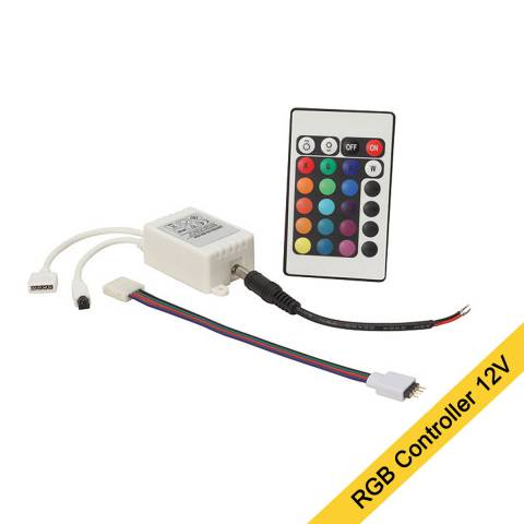 RGB 1 led strip besturing controller
