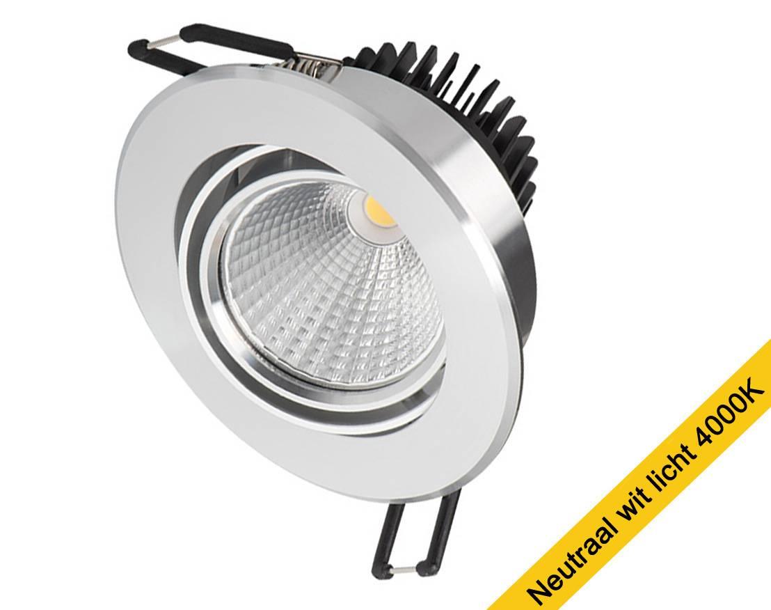 Licht Spots Inbouw : Solim led spot neutraal wit licht binnen verlichting
