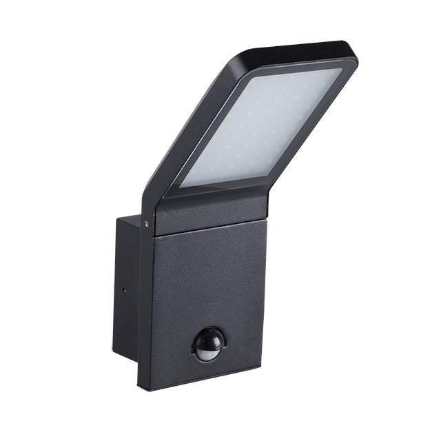 led buitenlamp met sensor zwartjpg