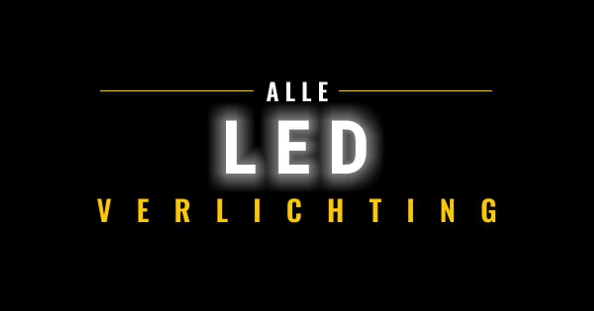 Alle ledverlichting verkoopt buitenverlichting binnenverlichting led ...